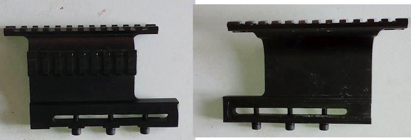 Vide grenier (pièces et accessoires pour répliques) AK%20rail