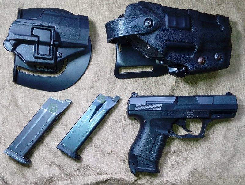 Maruzen P99 GBB P99-totale