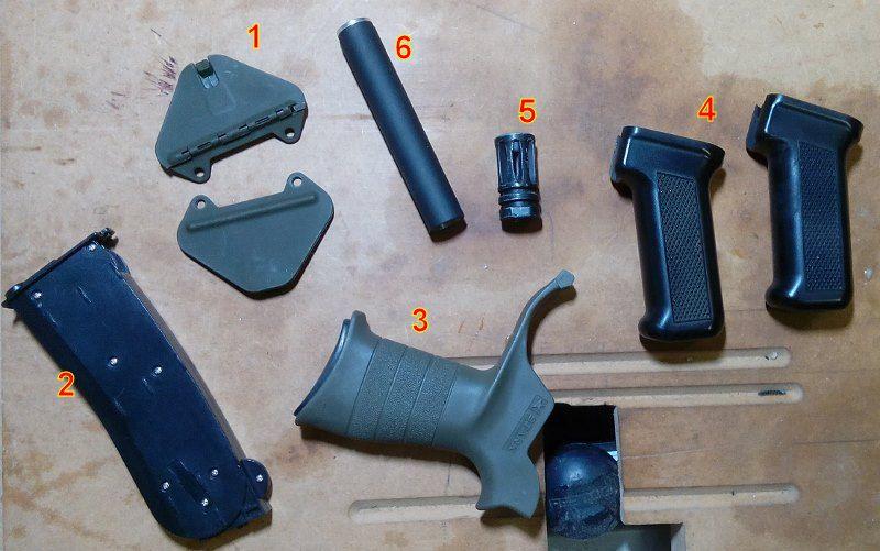 Vide grenier (pièces et accessoires pour répliques) Pieces.divers1