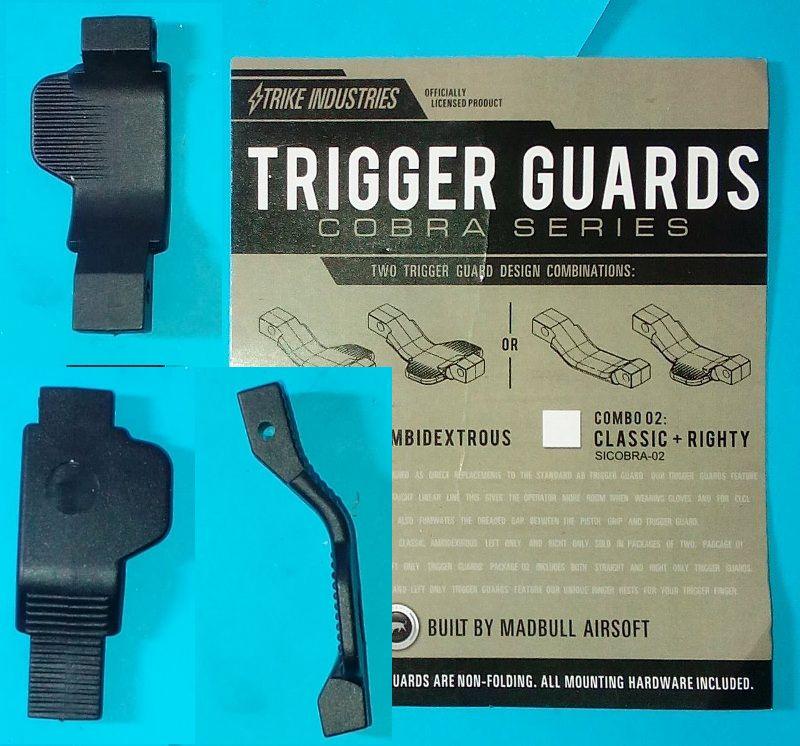 Vide grenier (pièces et accessoires pour répliques) Trigger.guard